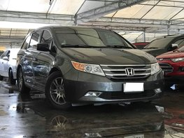 Sell 2nd Hand 2013 Honda Odyssey at 59000 km in Makati