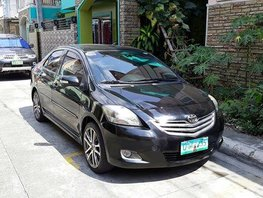 Sell Black 2013 Toyota Vios Automatic Gasoline in Pasig