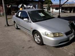Selling Silver Honda Accord 1999 Automatic in Pasig
