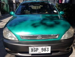 Kia Rio 2003 for sale in Quezon City