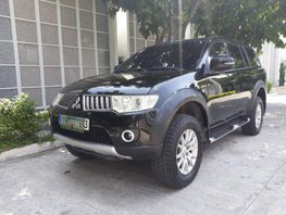 Mitsubishi Montero 2013 for sale in Manila