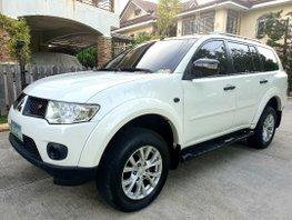 2012 Mitsubishi Montero for sale in Cavite