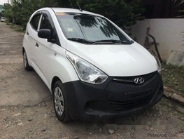 Selling Hyundai Eon 2016 at 44000 km in Quezon