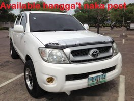 Selling Toyota Hilux 2011 Manual Diesel in Quezon