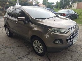 2014 Ford Ecosport for sale in Manila