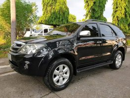 Toyota Fortuner 2008 for sale in San Pedro