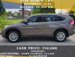 2014 Honda Cr-V for sale in Las Piñas