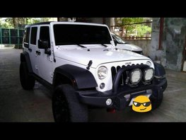 2015 Jeep Wrangler for sale in Caloocan