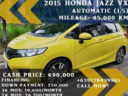 2015 Honda Jazz for sale in Las Piñas