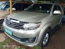 2012 Toyota Fortuner for sale in San Pablo