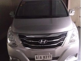2014 Hyundai Starex for sale in Silang