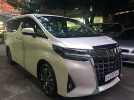 2016 Toyota Alphard Automatic for sale in Quezon City