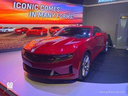 2019 Chevrolet Camaro for sale in Paranaque