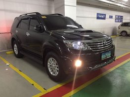 2013 Toyota Fortuner for sale in Imus