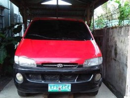 Red Hyundai Starex 2008 Van for sale in Manila