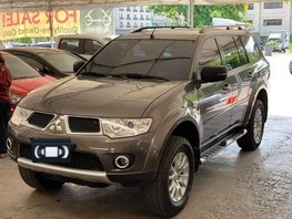 Brown Mitsubishi Montero 2013 for sale in Makati