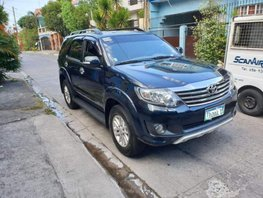 2013 Toyota Fortuner for sale in Cainta
