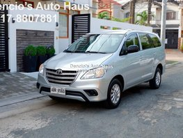 2016 Toyota Innova at 56000 km for sale in Pasig