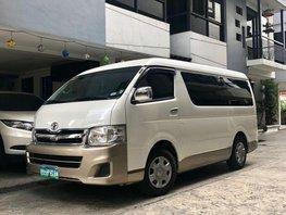 2013 Toyota Grandia for sale in Quezon City
