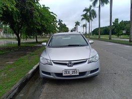 Selling Silver Honda Civic 2006 at 60000 km in Pampanga