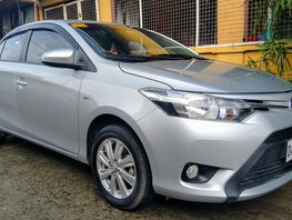 Silver Toyota Vios 2018 at 10000 km for sale in Pampanga