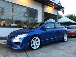 Selling Used Honda Civic 2006 Manual in Quezon City