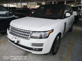 Sell 2018 Land Rover Range Rover at 141 km in Pasig