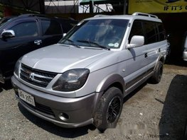 Silver Mitsubishi Adventure 2014 Manual Diesel for sale