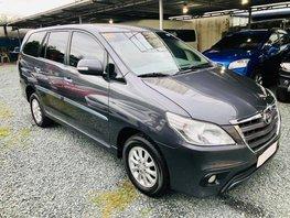 Sell 2nd Hand 2016 Toyota Innova Manual Diesel in Las Pinas