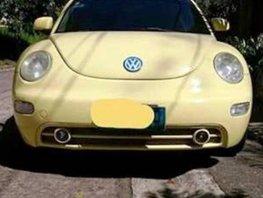 2001 Volkswagen Beetle for sale in Baguio