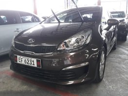 Selling Kia Rio 2016 Sedan in Manila