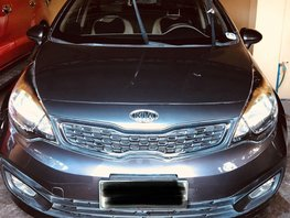 2012 Kia Rio for sale in Taguig