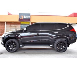 Used 2017 Mitsubishi Montero Sport at 15000 km for sale
