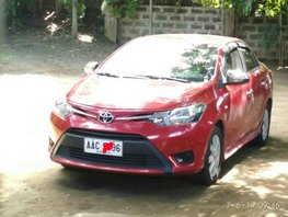 Selling Used Toyota Vios 2014 at 38000 km in Calamba