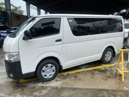 2015 Toyota Hiace for sale in Pasig