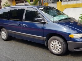 2002 Chrysler Voyager for sale in Quezon City