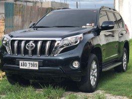 Toyota Land Cruiser Prado 2015 for sale in Muntinlupa
