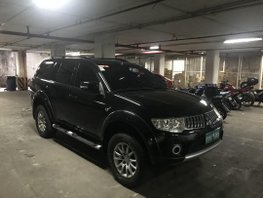 2013 Mitsubishi Montero for sale in Taguig