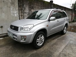 Used 2004 Toyota Rav4 Manual Gasoline for sale
