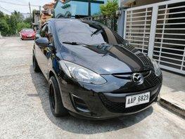 Sell Black 2014 Mazda 2 Sedan Manual Gasoline in Rizal