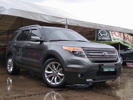 2014 Ford Explorer for sale in Makati