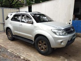 2007 Toyota Fortuner for sale in Quezon City