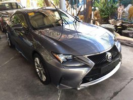 2018 Lexus Rc for sale in Makati