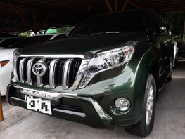 2016 Toyota Land Cruiser Prado for sale in Manila