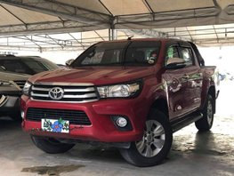 2016 Toyota Hilux for sale in Manila