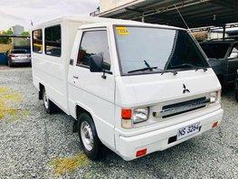 Sell White 2017 Mitsubishi L300 Van at 21000 km