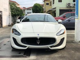 Used 2016 Maserati Granturismo at 4000 km for sale in Makati