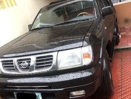 Selling Nissan Frontier 2002 Manual Diesel in Baguio