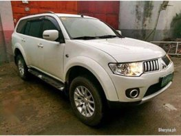 2013 Mitsubishi Montero Automatic Diesel for sale