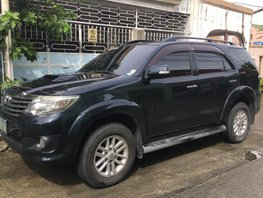 Selling Toyota Fortuner 2013 Automatic Diesel